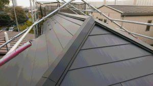 施工後の屋根写真4