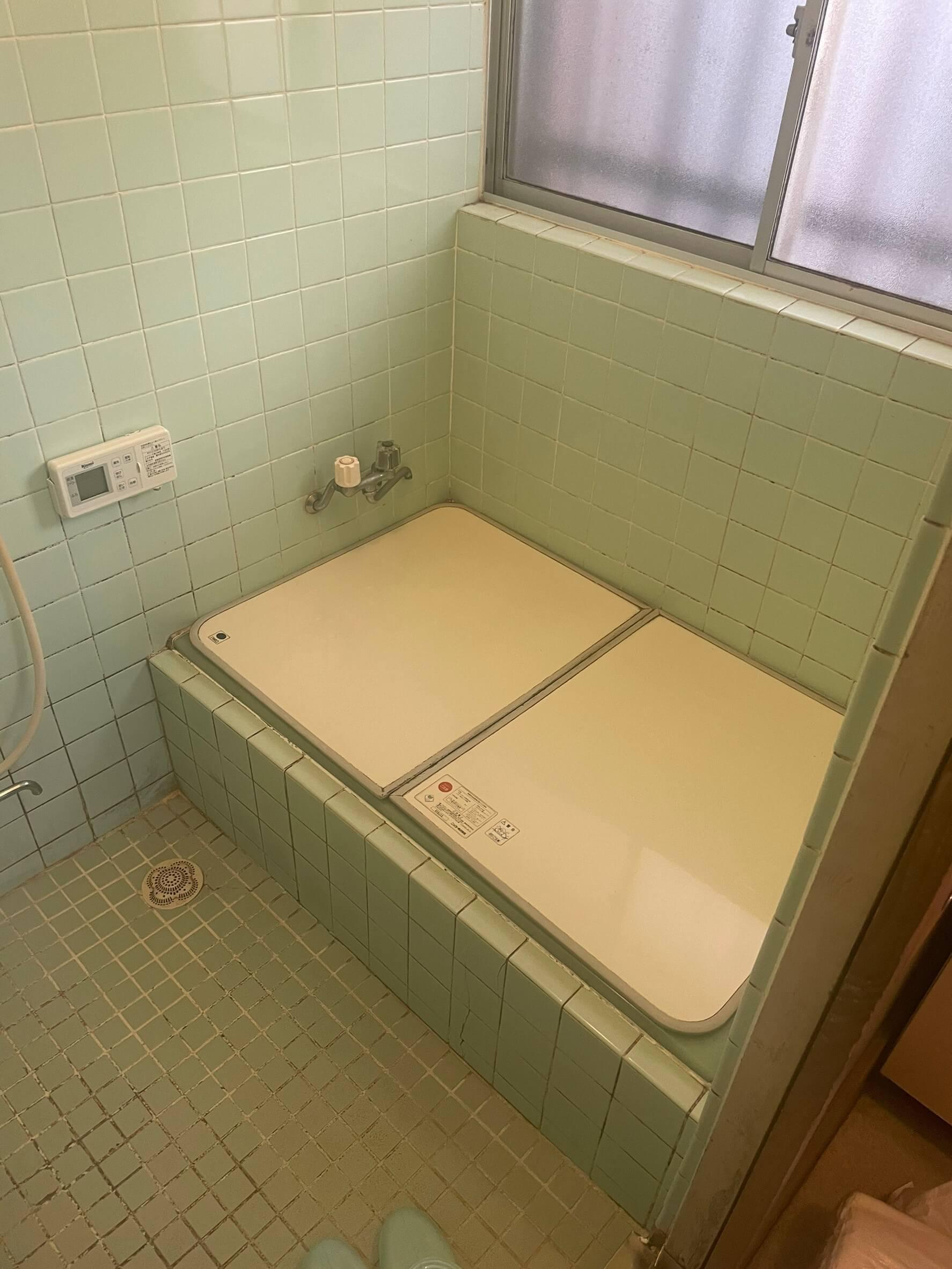 既存のお風呂